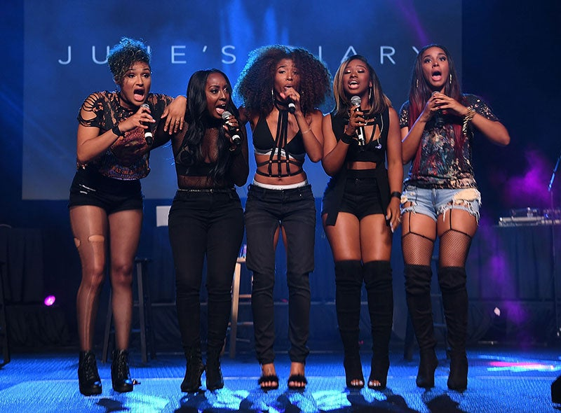 Kelly Rowland's New Group June's Diary Does Amazing Cover Of Michael Jackson's 'Heal The World'