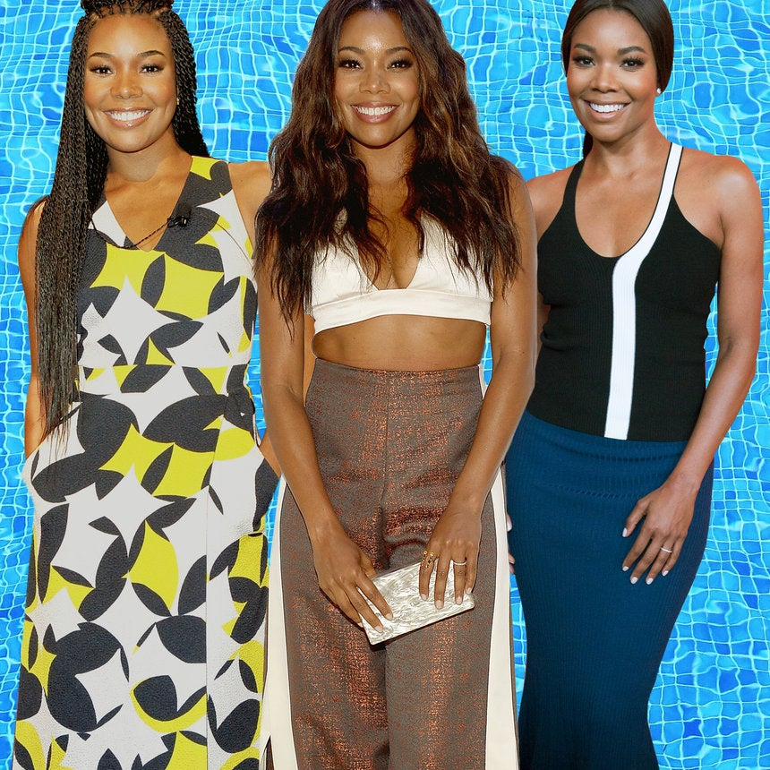 In Case You Forgot, Gabrielle Union Is a Total Style Star
