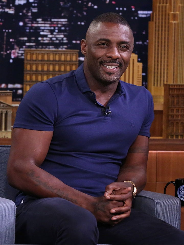 Idris Elba's Got Moves But Don't Challenge Him To A Dance-Off