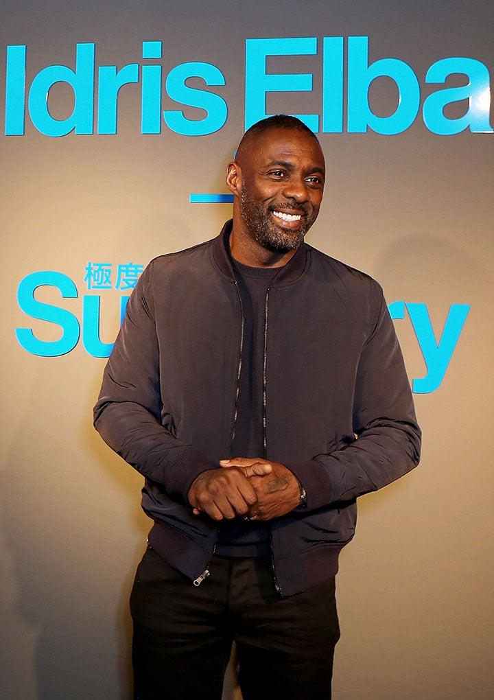 Idris Elba Finally Addresses James Bond Rumors