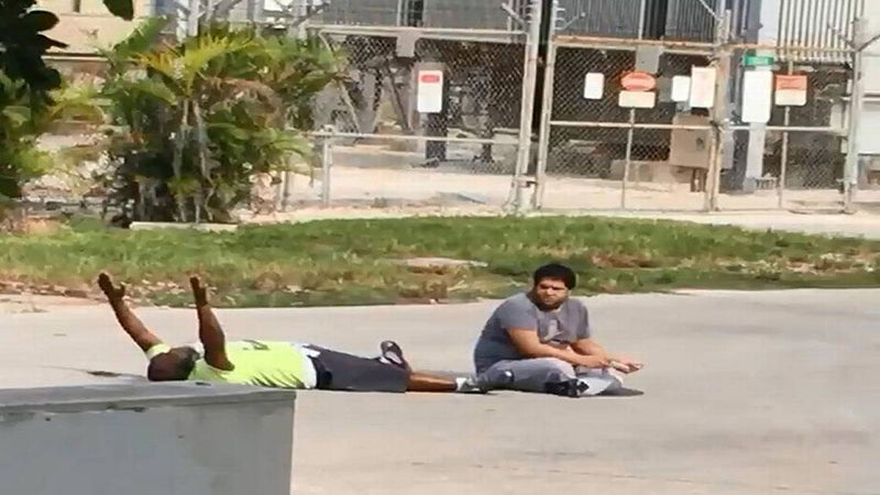 Black Therapist Shot By Miami Police While Trying To Help Autistic Patient