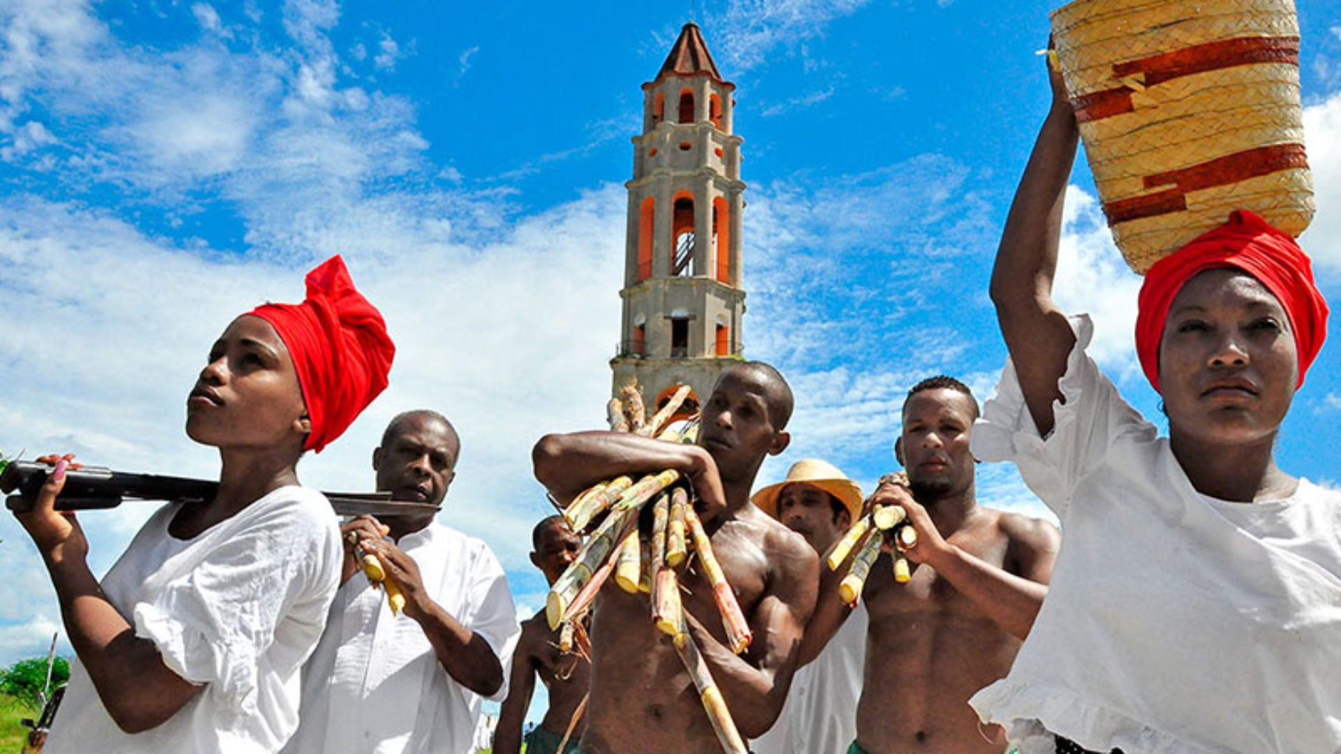 Discovering the African Heartbeat in Cuba
