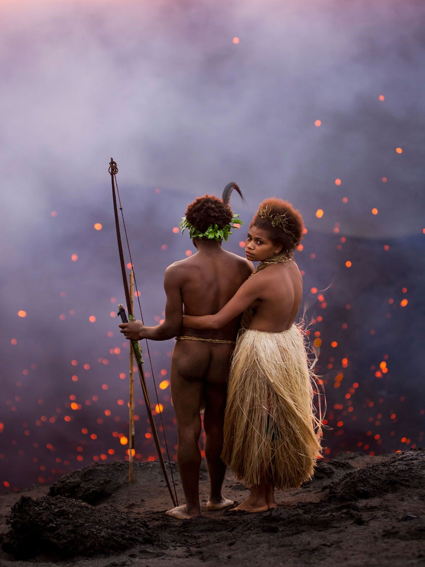 New Indie Film 'Tanna' Tells a Black Love Story Set in the South Pacific