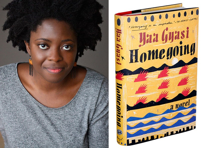 Here's Why You Should Remember the Name Yaa Gyasi