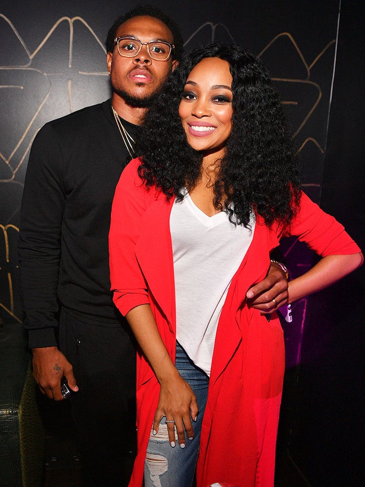 Monica Responds To Rumors That Husband Shannon Brown Cheated