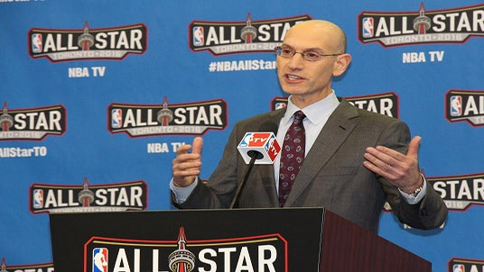 NBA Relocates 2017 All-Star Game in Light of North Carolina's New HB2 Law