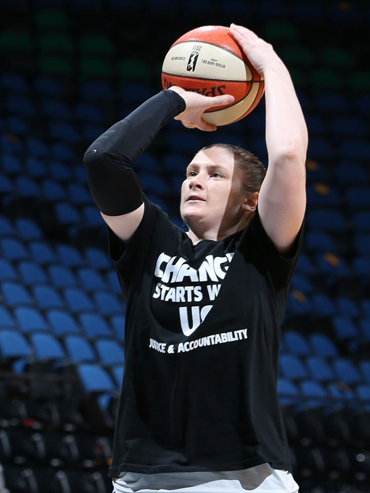 WNBA Players Speak Out About Being Fined For Wearing 'Black Lives Matter' T-Shirts