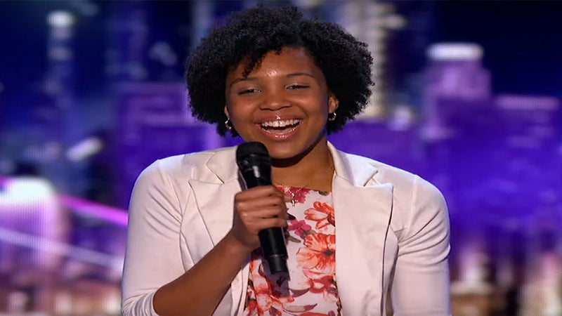 This 14-Year-Old Stole the Show on 'America's Got Talent', Earns Golden Buzzer