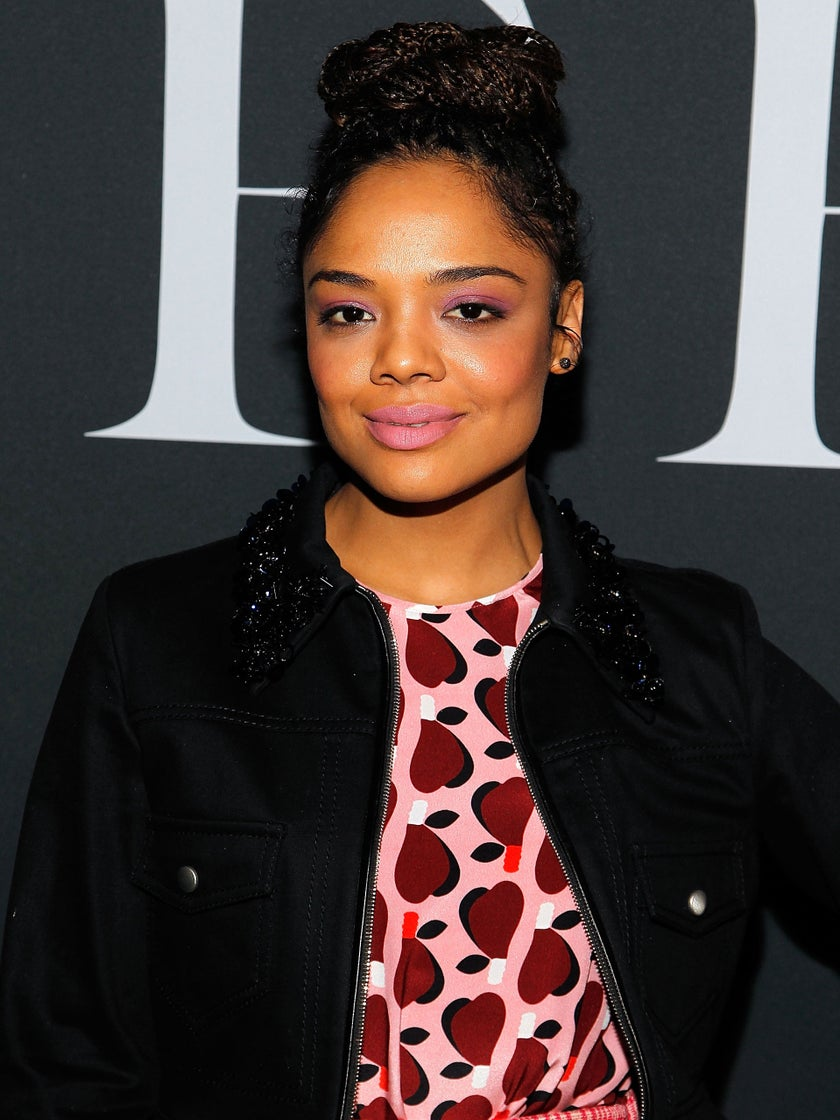 Tessa Thompson Talks Racism In Hollywood & Thoughts On Zoe Saldana Portraying Nina Simone