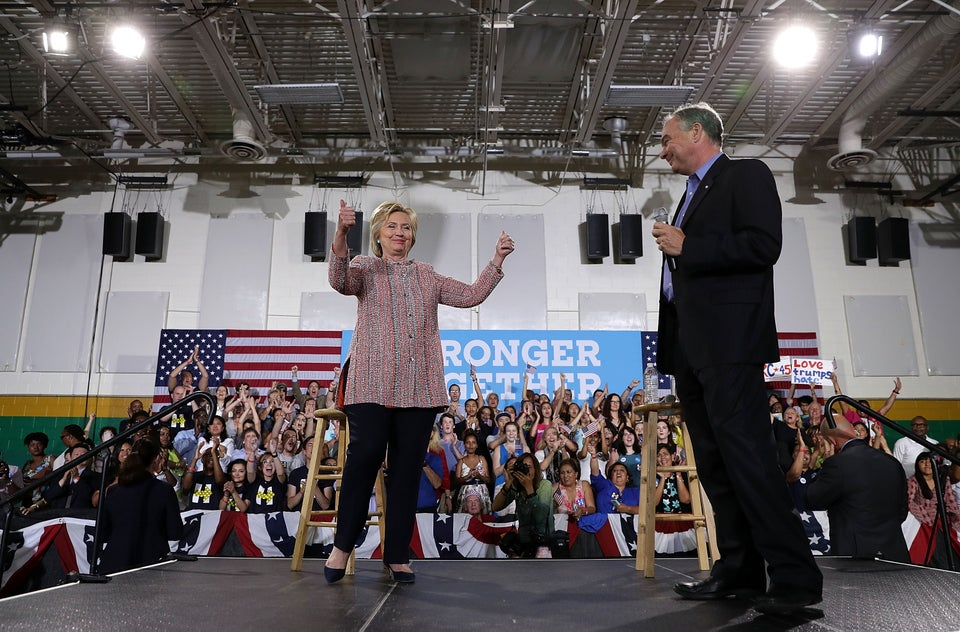 What to Know About Tim Kaine, Hillary Clinton's New Running Mate