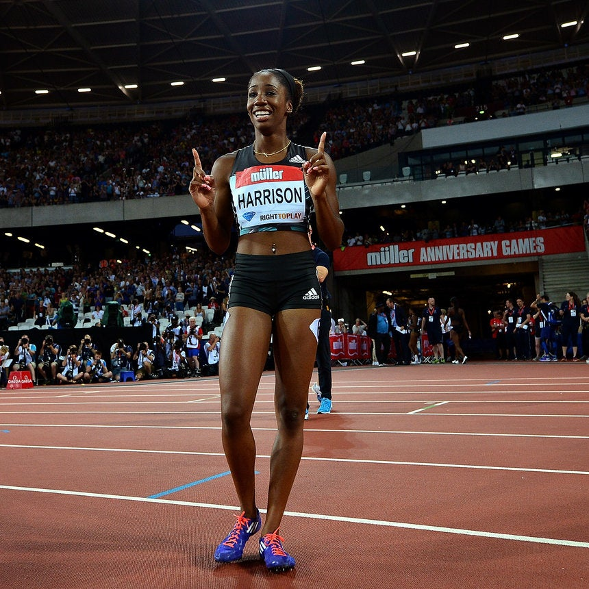 Kendra Harrison Misses Olympic Team; Decides to Break World Record Instead