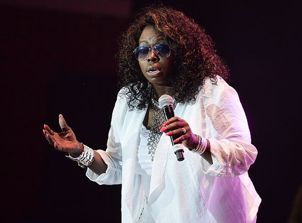 Angie Stone Felt 'Disrespected' by Exclusion from VH1 Hip Hop Honors