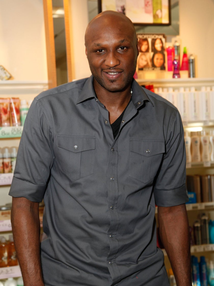 Lamar Odom Reportedly Walked Out Of Intervention
