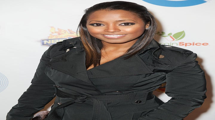Keshia Knight-Pulliam Shows Off Her Growing Baby Bump