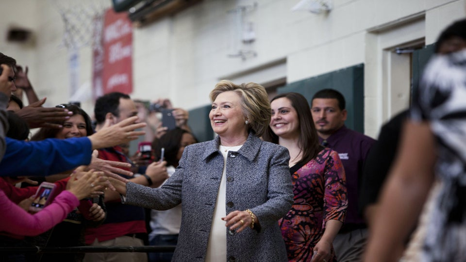 Clinton Campaign Says Its Not Taking Black Vote For Granted