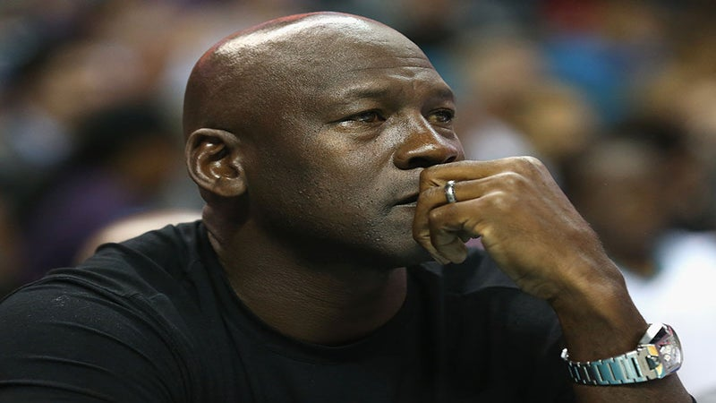 Michael Jordan Finally Speaks Out About Recent Shootings And Police
