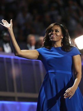 Michelle Obama Ignites DNC with Powerful Speech!