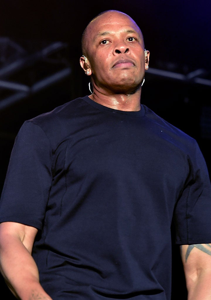 Dr. Dre Handcuffed After Alleged Road Rage Incident