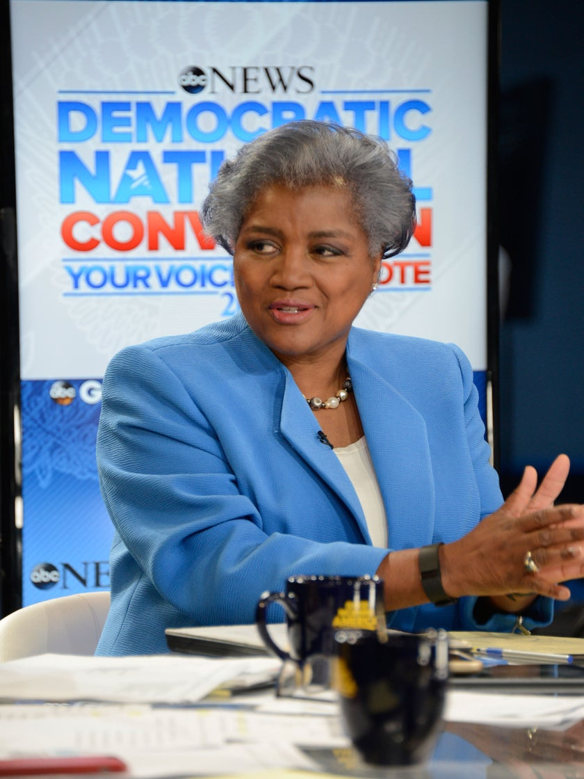 Interim Chair Donna Brazile Apologizes for DNC Email Leak