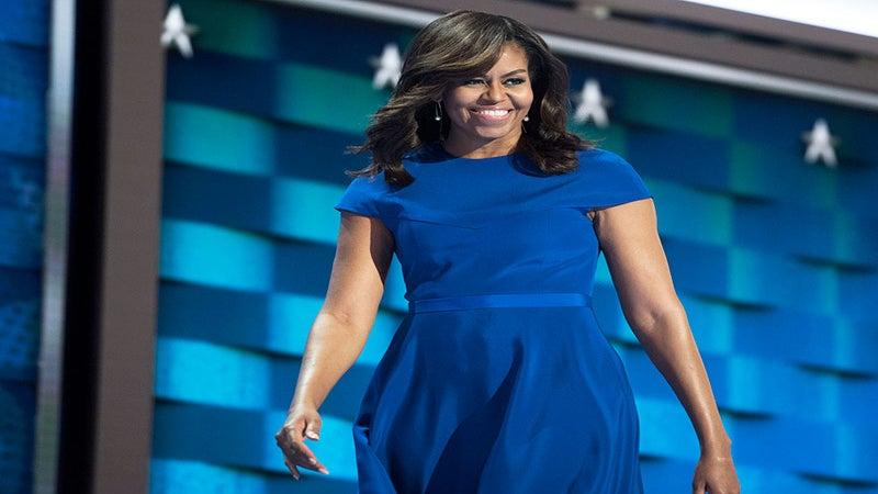 Here's the Full Transcript Of Michelle Obama's Unforgettable DNC Speech