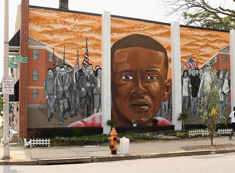 Prosecutors Drop All Charges Against Remaining Officers In Freddie Gray Case