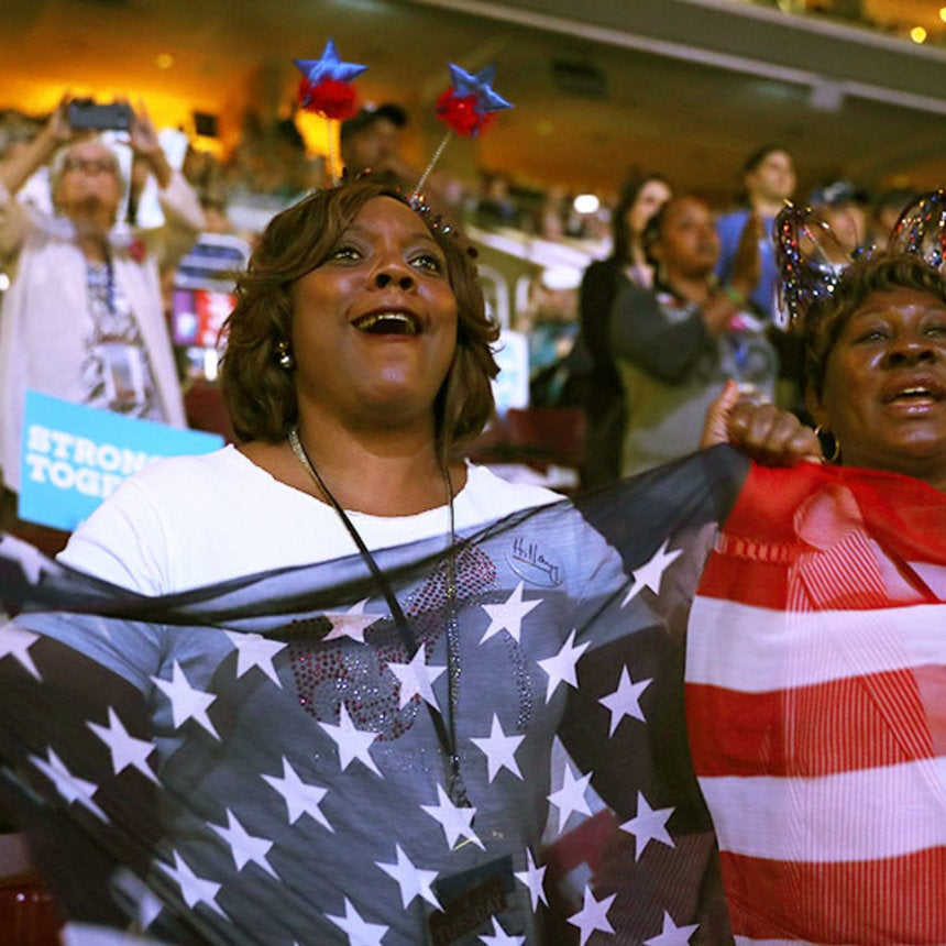 Black Women Play Key Leadership Roles at DNC