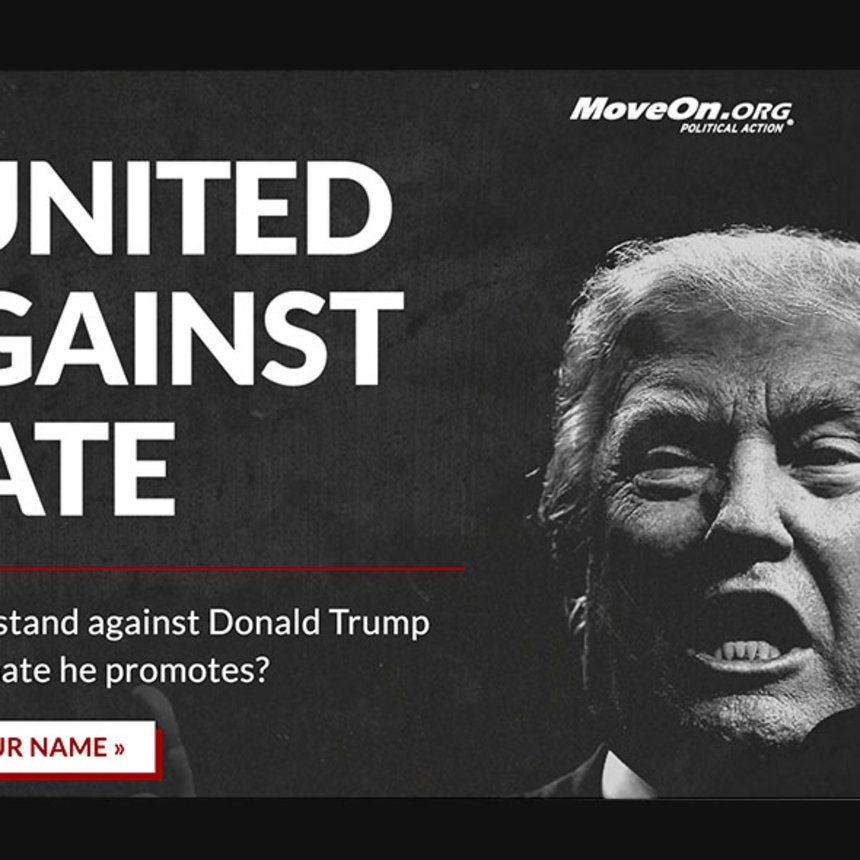 United Against Hate: Shonda Rhimes,Kerry Washingtonand More Join in Campaign to Stop Donald Trump