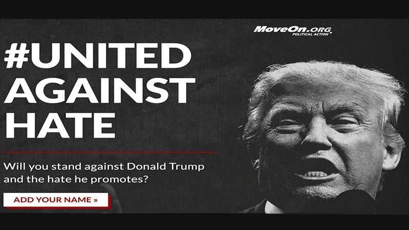 United Against Hate: Shonda Rhimes, Kerry Washington and More Join in Campaign to Stop Donald Trump