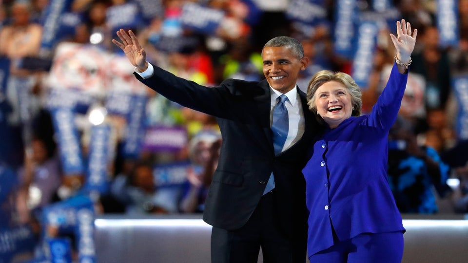 President Obama Delivers Powerful Endorsement of Hillary Clinton at DNC