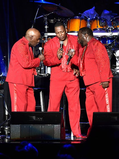The O'Jays Serve Donald Trump Cease and Desist Order for 'The Love of Money'