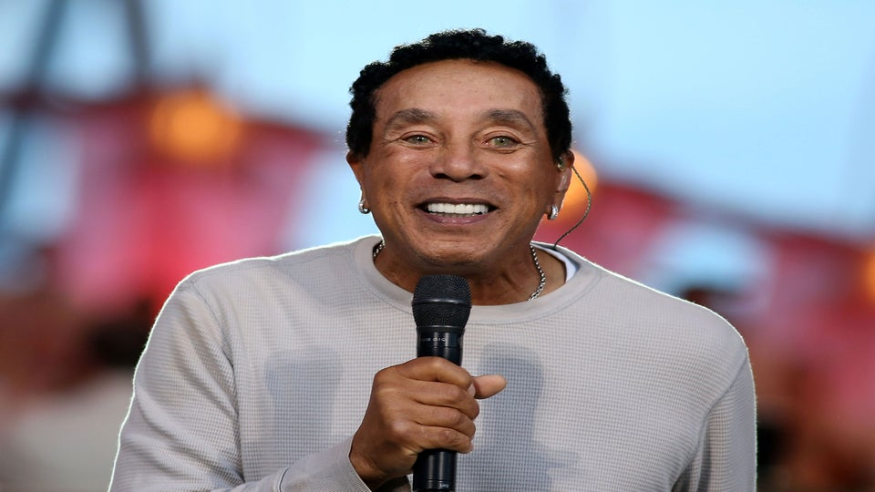 Smokey Robinson Is Producing A New Animated Netflix Series About Motown
