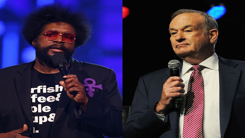 Questlove Checks Bill O'Reilly Following His Insensitive Comments About Slavery