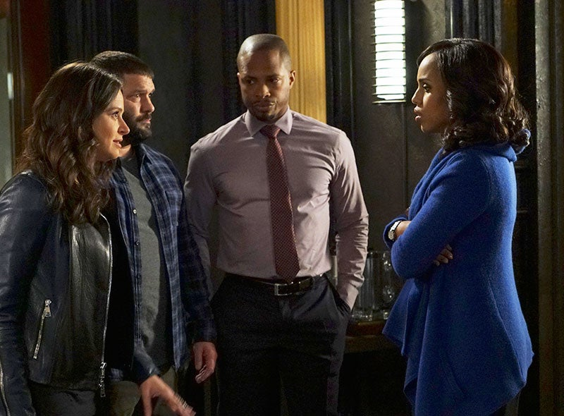 Shonda Rhimes Responds to 'GMA' Report That 'Scandal' is Ending with Season 6
