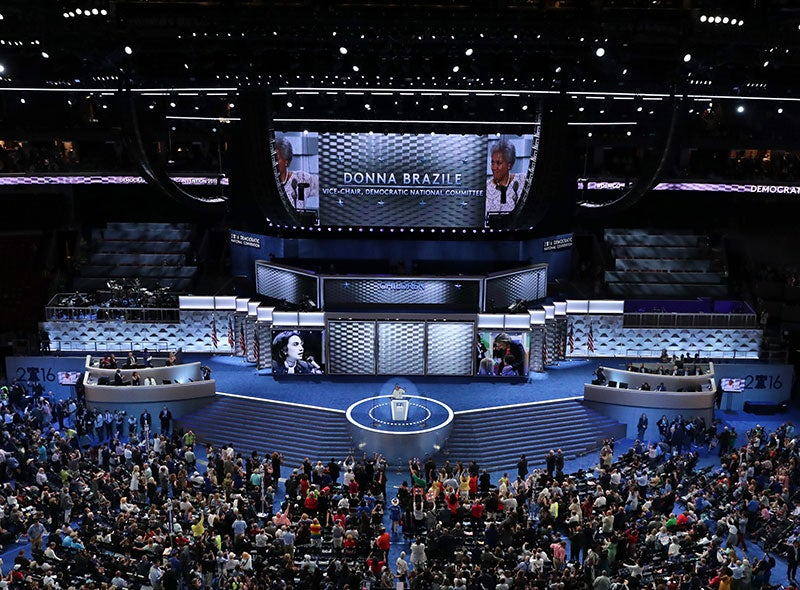 Black Women At the 2016 DNC Share Key Concerns: Social Justice and Voter Registration Top List