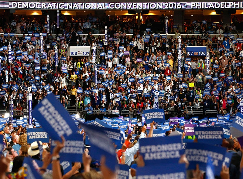 HBCU Students Make Waves at the DNC