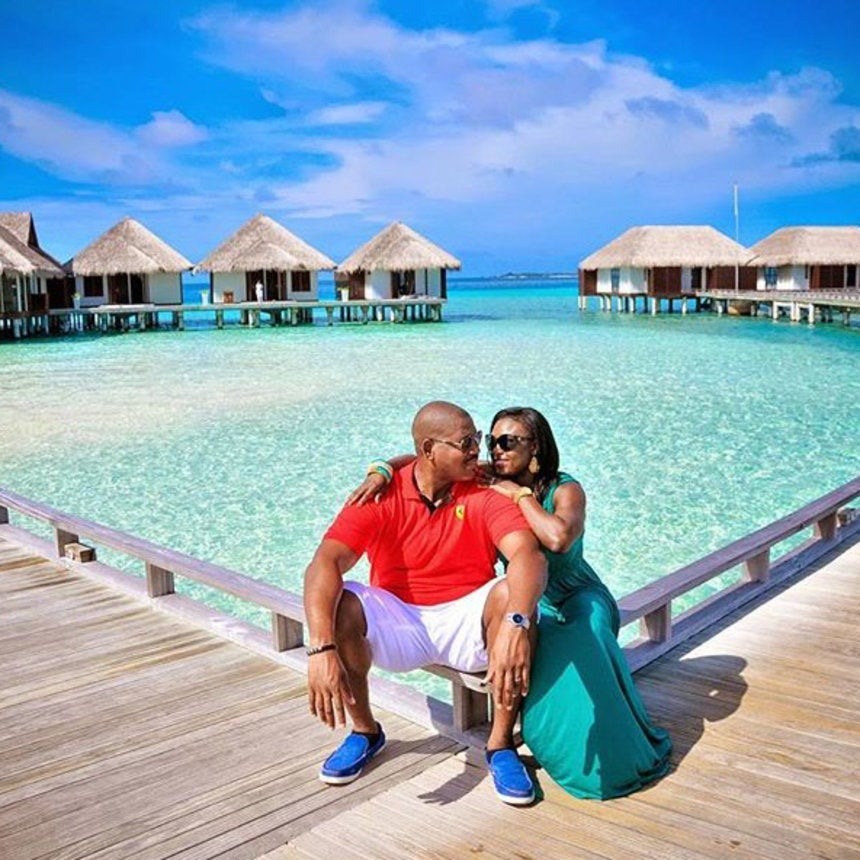 15 Best Black Travel Moments You Missed This Week: Bae Loving In The Maldives