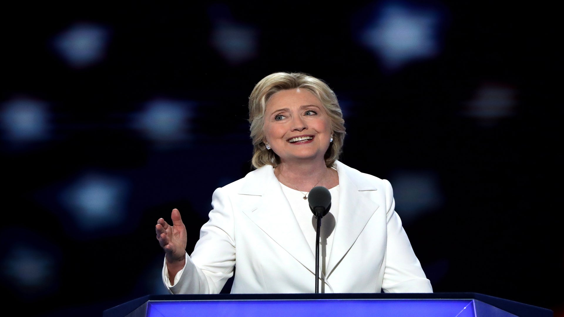 HERstory! Hillary Clinton Accepts Democratic Presidential Nomination