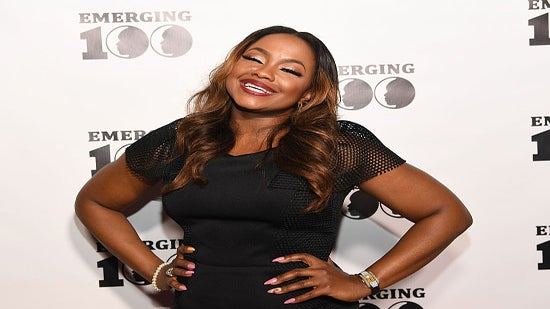 Phaedra Parks' Former Client Threatens to Bomb Her Atlanta Office