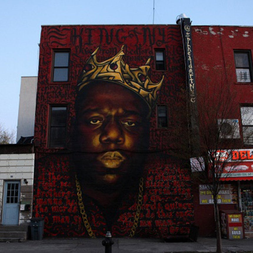 Diddy, Faith Evans Pay Tribute To Notorious B.I.G. On 20th Anniversary