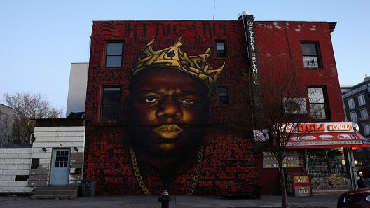 Diddy, Faith Evans Pay Tribute To Notorious B.I.G. On Anniversary