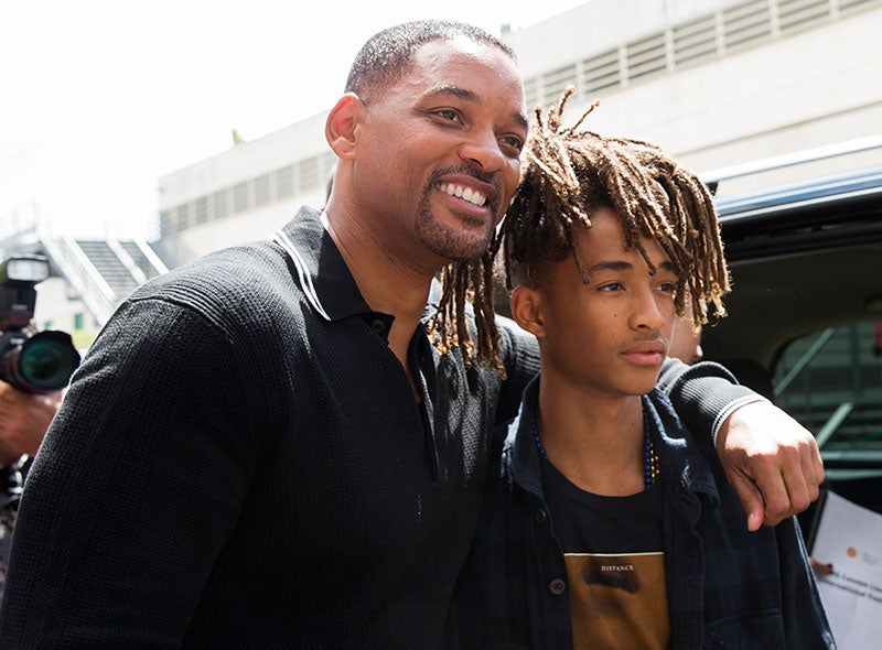Will Smith's Son Jaden Tricked Dad Into Letting Him Drink For His Birthday