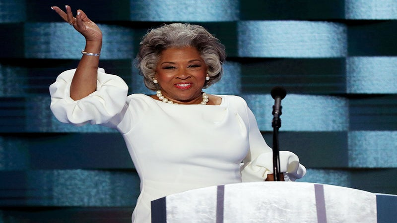 Joyce Beatty: 5 Things To Know About the Ohio Congresswoman Who Upstaged Melania Trump's Look