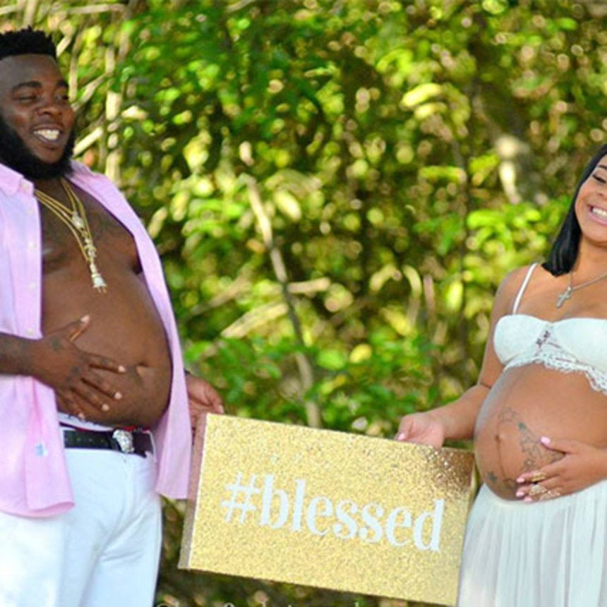 Viral Pregnancy Picture: This Couple's Maternity Shoot Will Have You Feeling All