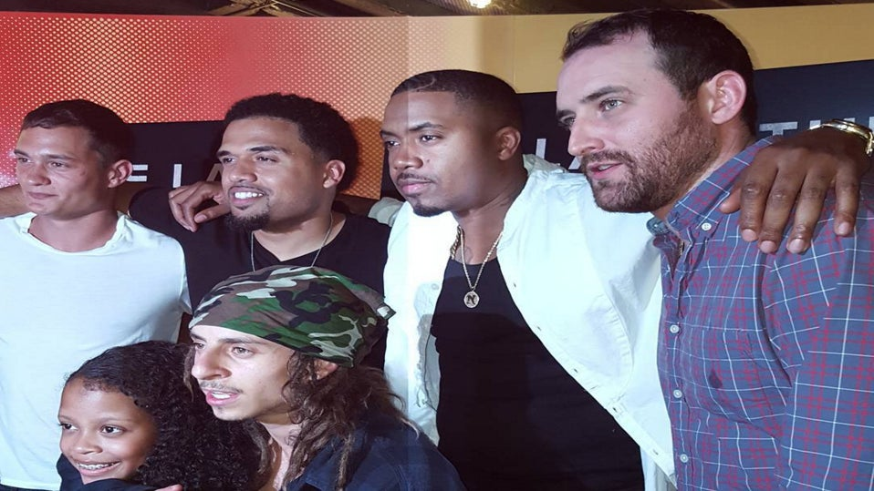 """Nas Talks New Film """"The Land"""" – """"This Story Hasn't Been Told"""""""