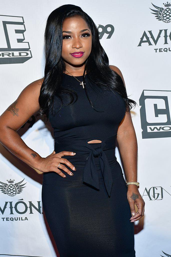 Monica, Kandi Burruss and Tiny Harris Host Girls' Night for Toya Wright Following Death of Her Brothers