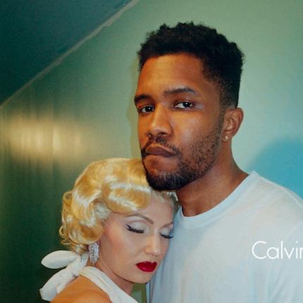 Frank Ocean and Zoe Kravtiz Star in the Calvin Klein Fall Campaign