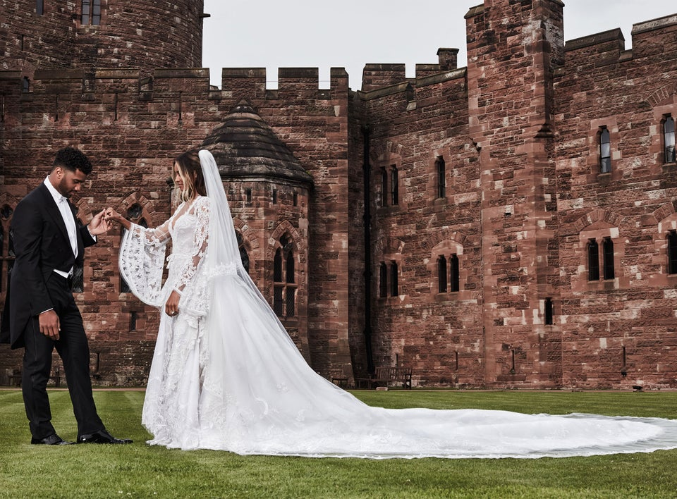 Russell Wilson Reveals His Favorite Moments From Surprise Wedding with Ciara