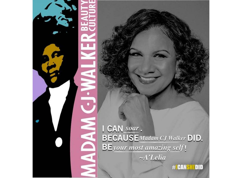 Madam C.J. Walker Beauty Brand Inspires Women With #ICanSheDid Campaign