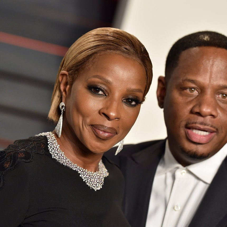 Uh-Oh! Mary J. Blige Deletes Entire Instagram Feed After Filing For Divorce