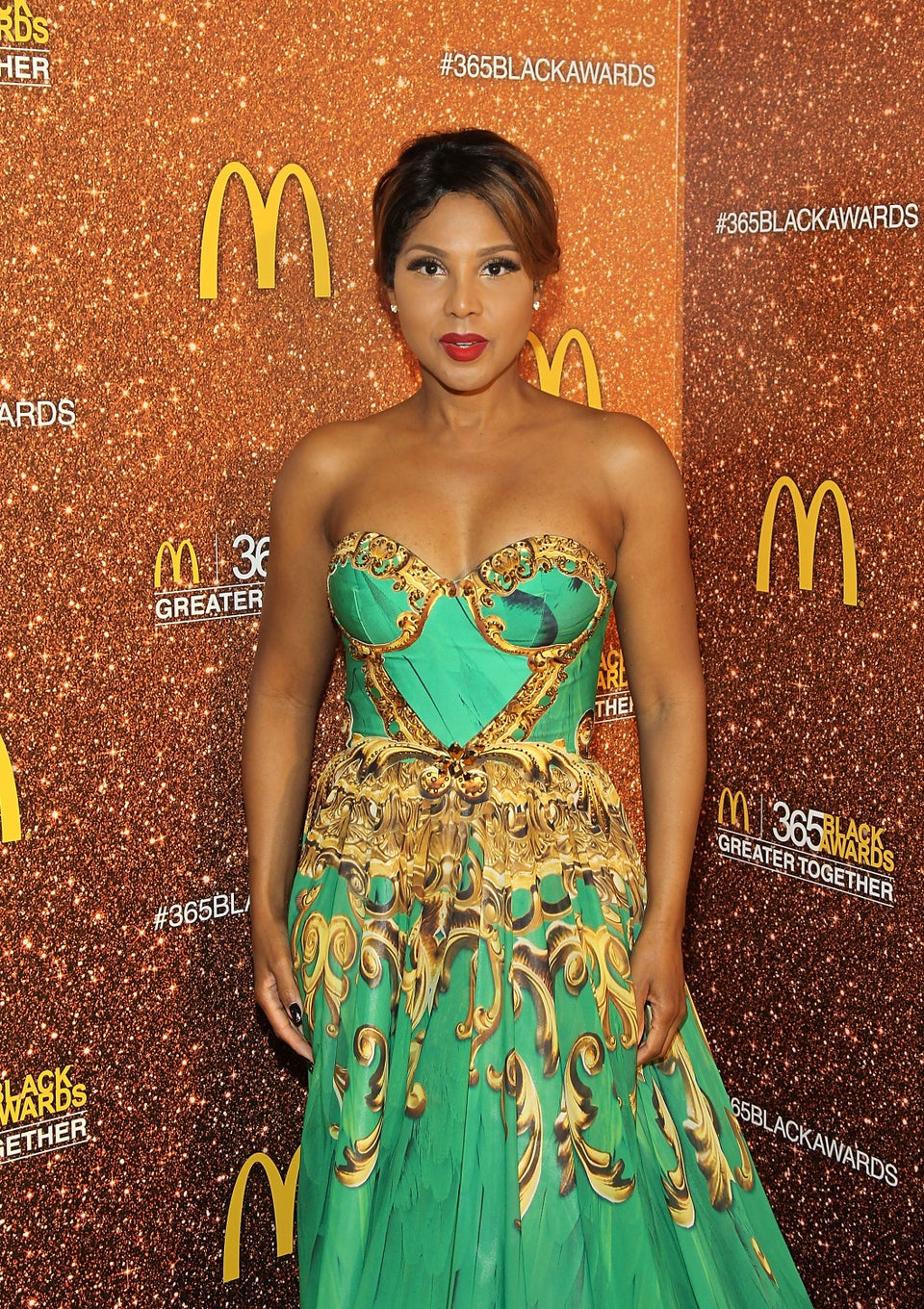 Toni Braxton Honored With Lifetime Achievement Award At 365Black Awards